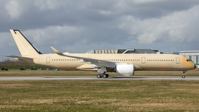 A picture of FWZFG - Airbus A350 - Airbus - © Boscgnspotter