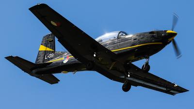 A picture of L09 - Pilatus PC7 -  - © C. v. Grinsven