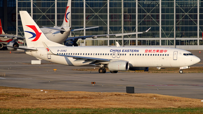 A picture of B208Z - Boeing 73789P - China Eastern Airlines - © Stefano R