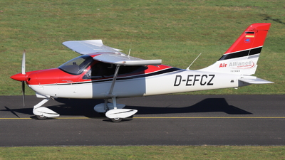 D-EFCZ - Tecnam P2008JC MkII - Air Alliance