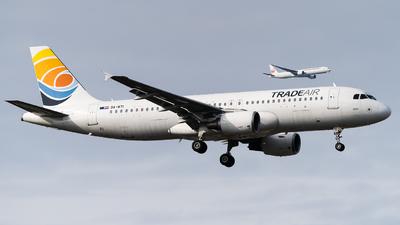 9A-BTI - Airbus A320-214 - Trade Air