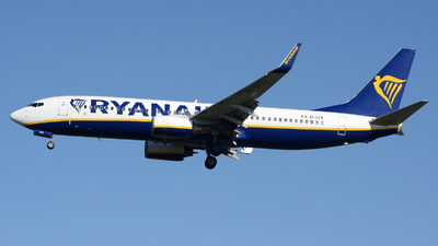 A picture of EIEFE - Boeing 7378AS - Ryanair - © Romain Salerno / Aeronantes Spotters
