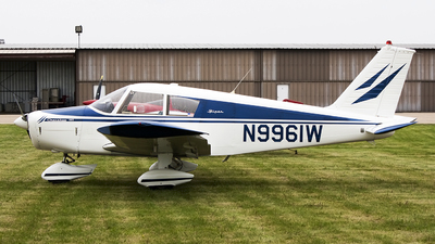 N9961W - Piper PA-28-140 Cherokee - Private