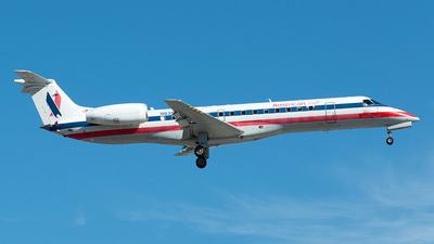 N835AE - Embraer ERJ-140LR - American Eagle (Envoy Air)