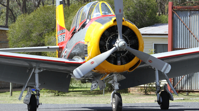 VH-ZUC - North American T-28D Trojan - Private