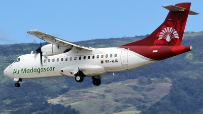 5R-MJG - ATR 42-500 - Air Madagascar