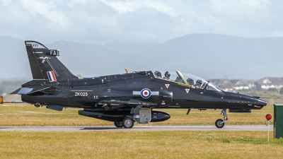 ZK025 - British Aerospace Hawk T.2 - United Kingdom - Royal Air Force (RAF)