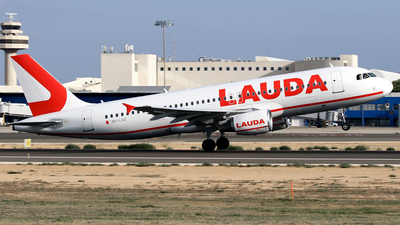 A picture of 9HLOO - Airbus A320214 - Lauda Europe - © Javier Rodriguez - Amics de Son Sant Joan