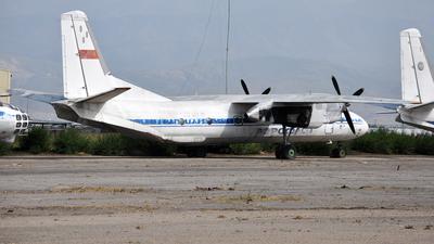 UN-26649 - Antonov An-26 - Burundaiavia