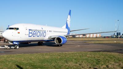 G-FDZE - Boeing 737-8K5 - Belavia Belarusian Airlines