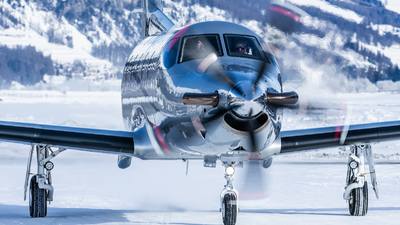 HB-FUN - Pilatus PC-12/47E - Private