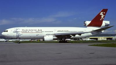 JA8550 - McDonnell Douglas DC-10-30 - Harlequin Air