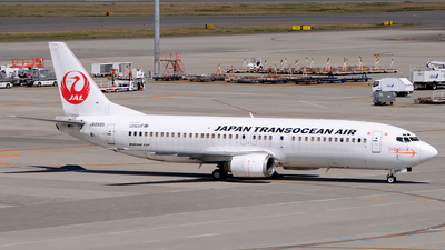 JA8995 - Boeing 737-446 - Japan TransOcean Air (JTA)