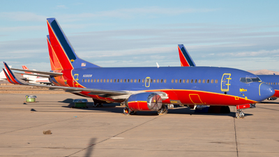 N391SW - Boeing 737-3H4 - Southwest Airlines