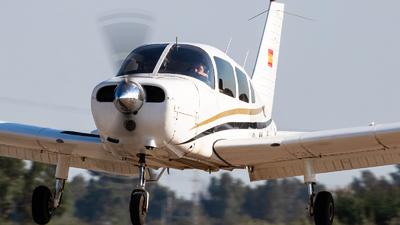 EC-JCI - Piper PA-28-161 Warrior II - Aero Club - Sevilla