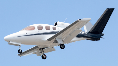 N8HS - Cirrus Vision SF50 G2 - Private
