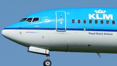 PH-BXN - Boeing 737-8K2 - KLM Royal Dutch Airlines