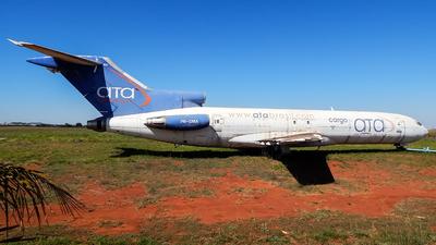 PR-GMA - Boeing 727-224(Adv)(F) - ATA Brasil Cargo