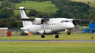 G-BZOG - Dornier Do-328-100 - Loganair