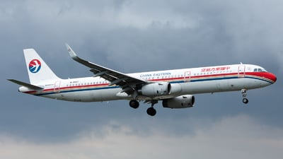 A picture of B9947 - Airbus A321231 - China Eastern Airlines - © Nek Aberia-Philippine Aviators