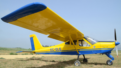 EC-DL6 - Tecnam P92 Echo - Private