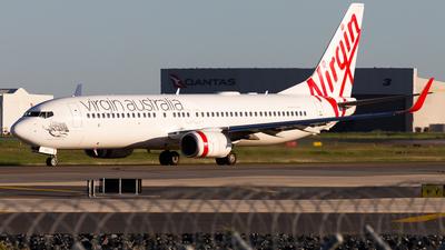 A picture of VHYFV - Boeing 7378FE - Virgin Australia - © Brandon Giacomin