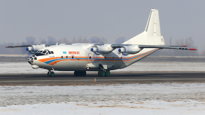 A picture of UPAN205 - Antonov An12BK -  - © Frolov Sergey