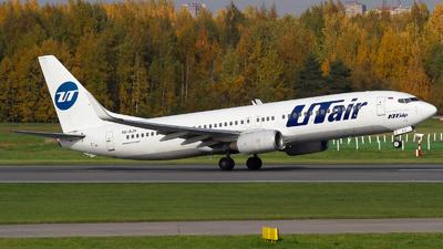 VQ-BJH - Boeing 737-8AS - UTair Aviation