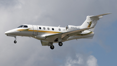 N926JS - Embraer 505 Phenom 300 - Private