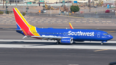 N8642E - Boeing 737-8H4 - Southwest Airlines