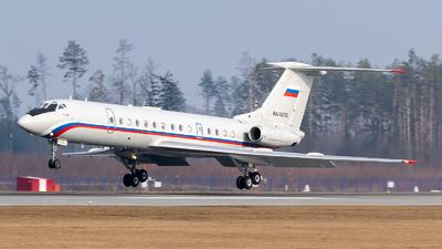 A picture of RA65733 - Tupolev Tu134B3 -  - © Dmitry Molokovich