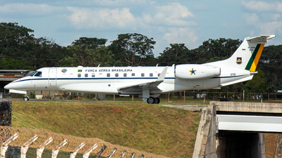 FAB2581 - Embraer VC-99B - Brazil - Air Force