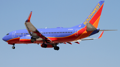 N716SW - Boeing 737-7H4 - Southwest Airlines