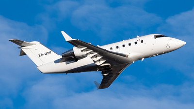XA-UZF - Bombardier CL-600-2B16 Challenger 601 - Private