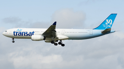 C-GKTS - Airbus A330-342 - Air Transat
