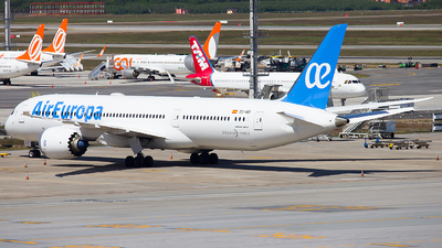 A picture of ECNEI - Boeing 7879 Dreamliner - Air Europa - © Roger Rodrigues