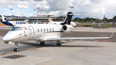 XA-LVS - Bombardier BD-100-1A10 Challenger 300 - Private