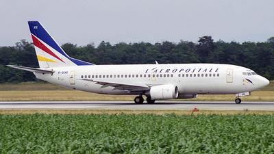 F-GIXE - Boeing 737-353(QC) - L'Aeropostale