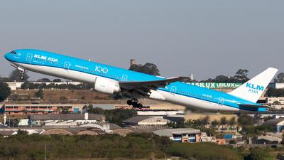 PH-BVC - Boeing 777-306ER - KLM Royal Dutch Airlines
