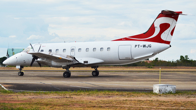 A picture of PTWJG - Embraer EMB120RT Brasilia - [120064] - © Tiago Quirino