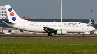 YU-ANW - Boeing 737-3H9 - Jat Airways