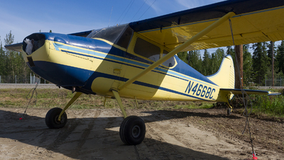 N4668C - Cessna 170B - Private
