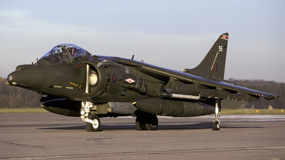 ZD465 - British Aerospace Harrier GR.7 - United Kingdom - Royal Air Force (RAF)