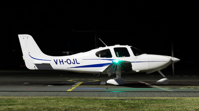 VH-OJL - Cirrus SR22-G2 - Private