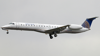 A picture of N29917 - Embraer ERJ145LR - [145414] - © Brock L
