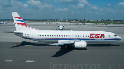 OK-FGR - Boeing 737-45S - CSA Czech Airlines