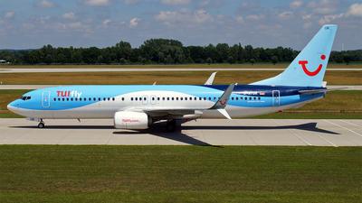 D-ATUR - Boeing 737-8K5 - TUIfly