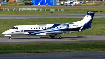 M-NJSS - Embraer ERJ-135BJ Legacy - Private