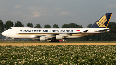 A picture of 9VSFO - Boeing 747412F(SCD) - Singapore Airlines - © Joel Basler