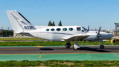 A picture of N23RL - Cessna 421C Golden Eagle - [421C1094] - © Stephen J Stein
